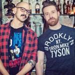 Houston Hall bartenders