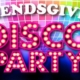 Friendsgiving Disco Party